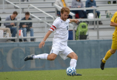 UMW's Sims, Heller Named to All-CAC Men's Soccer Teams