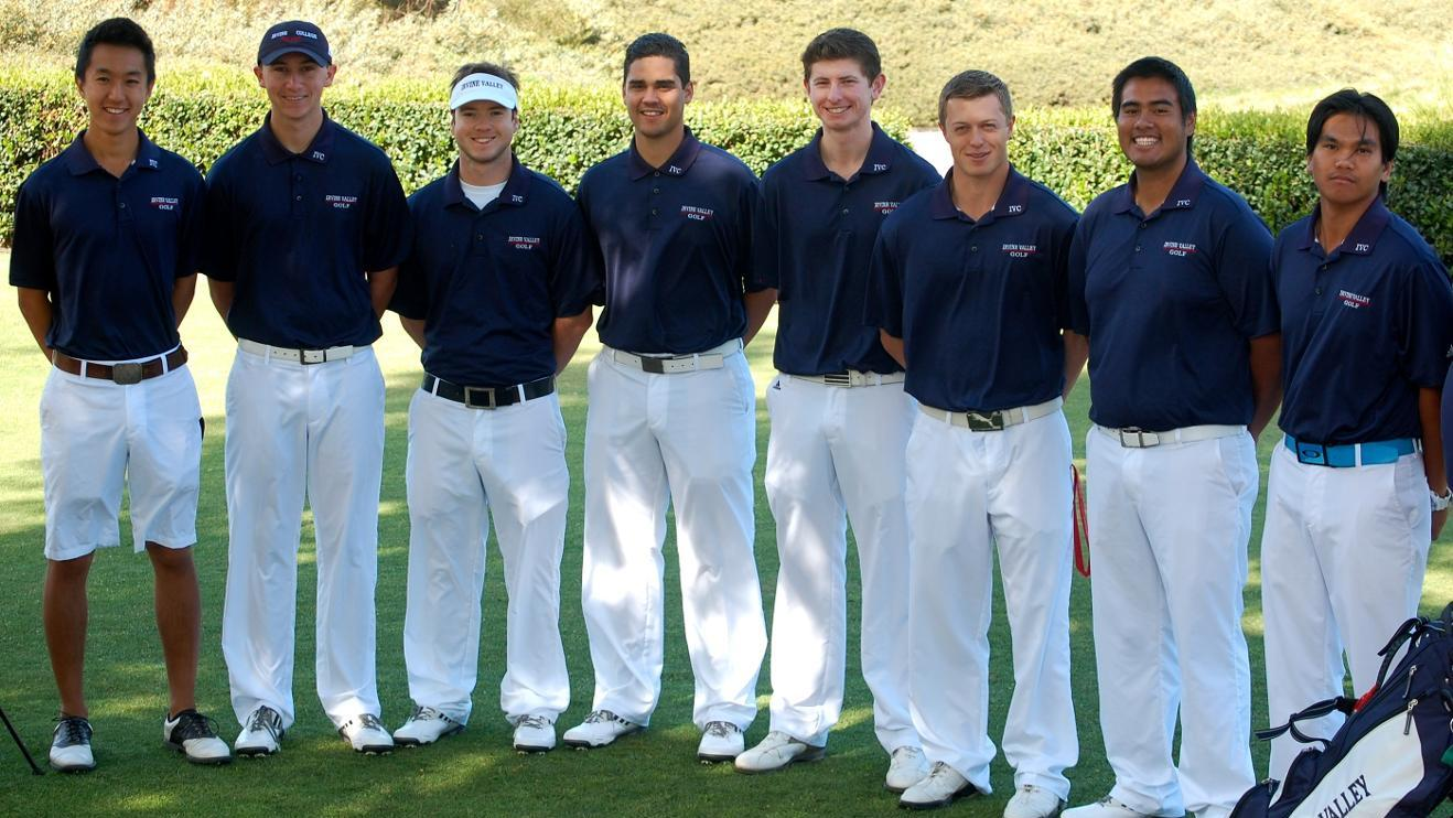 Men's golf team finishes sixth at Tijeras Creek