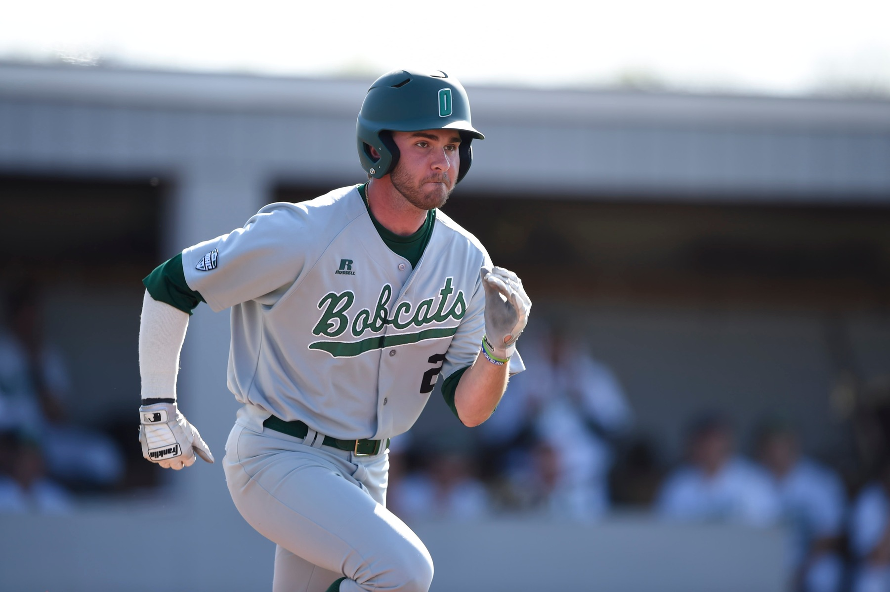 Ohio Baseball Falls To Rider In Extras In Series Finale