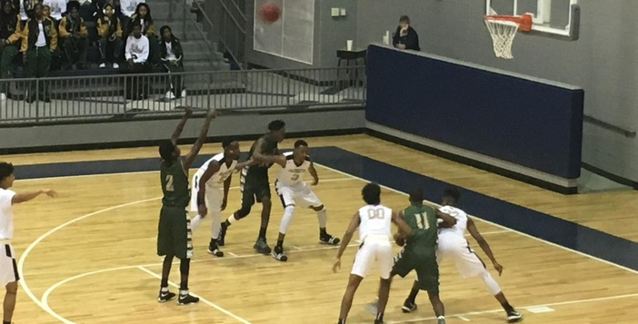 Wayne County Boys  Defeat Gators in Region Tournament