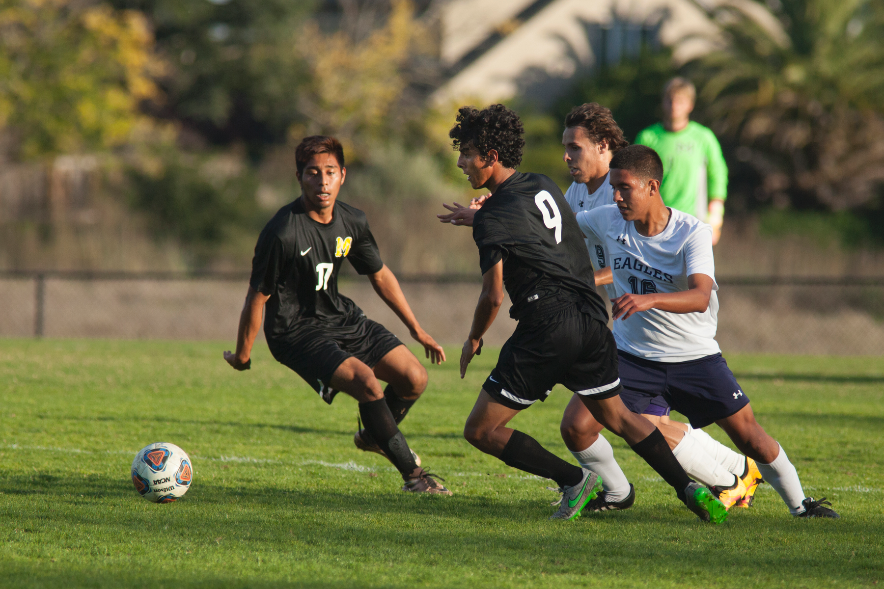 College of Marin Men's Soccer Drops Tight Affair To Gavilan 1-0