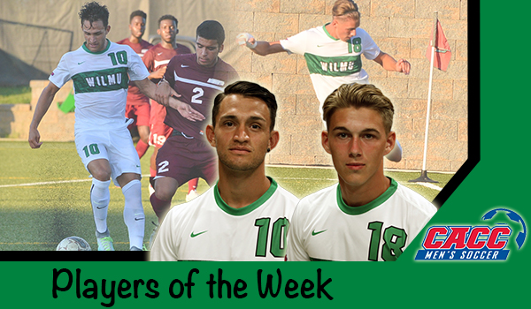 Killer B's: Bernal and Bickley Named CACC Men's Soccer Player and Rookie of the Week