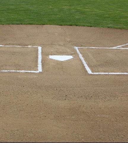 picture of home plate