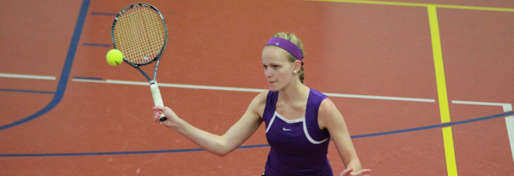 Purple Knights win second match of weekend, knock off AIC