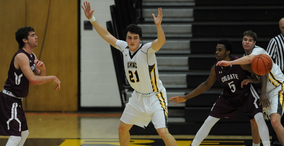 "Men's Basketball Hopes to ""Black-Out"" Hartford in Return to RAC on Thursday Evening"