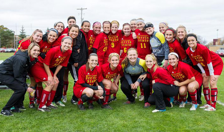 Ferris State Wins Shootout Over Ohio Dominican To Advance To GLIAC Semifinals!