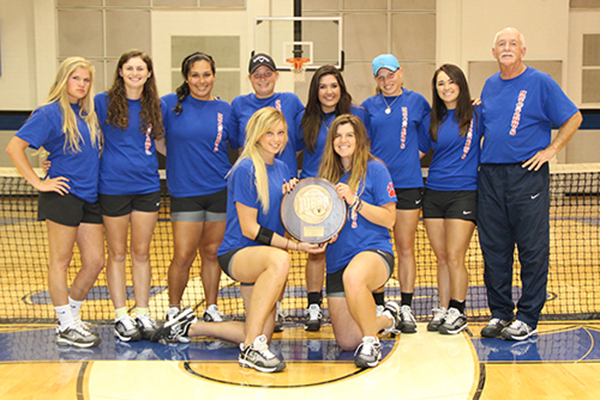 NCTC claims Region V women's tennis title