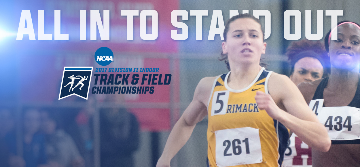24 NE10 Student-Athletes to Compete at NCAA Indoor Track & Field Championships