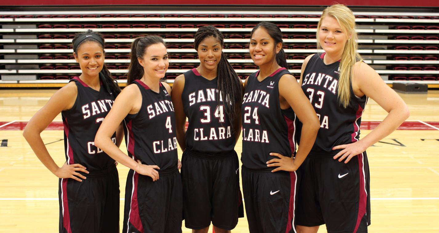 Women's Basketball Hosts LMU Thursday, Pepperdine Saturday for Senior Day