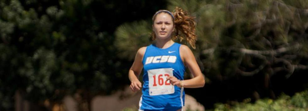 Course Record Falls as UCSB and Cal Poly Bring in the 2012-13 Season