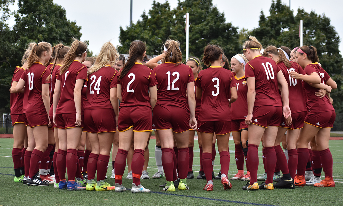 Pride Women's Soccer Loses GNAC Road Match to Wildcats