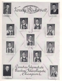 1948-49 X-Men Basketball full bio