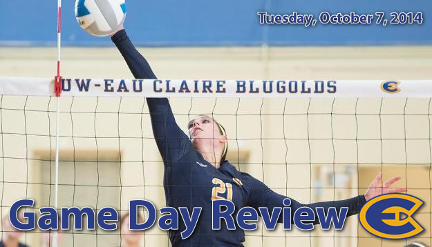 Game Day Review - Tuesday, October 7, 2014