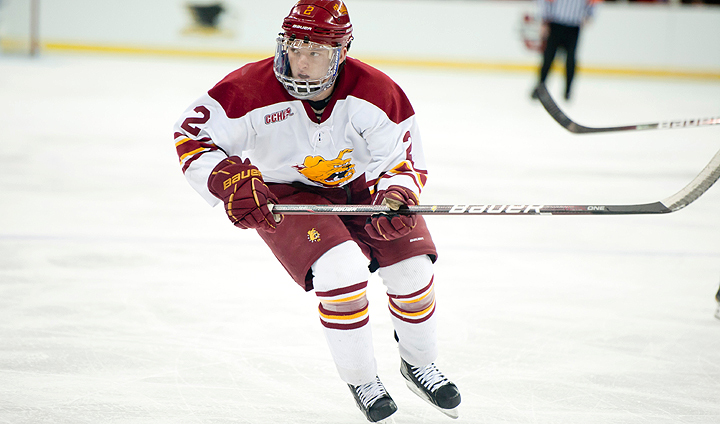 Ferris State Hockey Hosts Ryerson In Sunday Exhibition Game