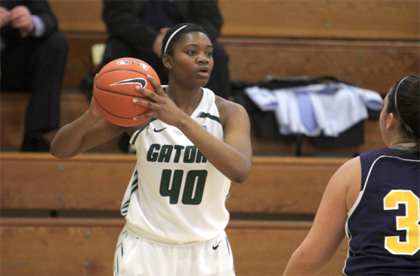 Amie Jefferson earns second straight Skyline Conference ROW honor