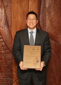 Lance Au CMC '91 Inducted Into CMS Hall of Fame