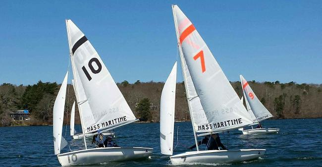 Dinghy Sailing Posts Trio Of Top 10 Performances In Busy Weekend At Priddy, Morris, O'Toole Trophy Regattas