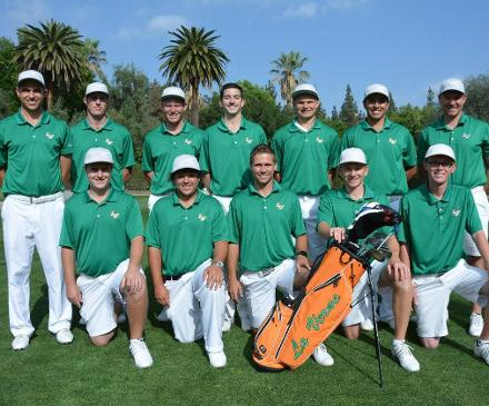 No. 7 Golf Earns a Trip to National Championships