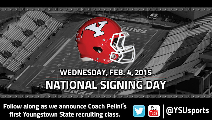 National Signing Day For Your YSU Penguins