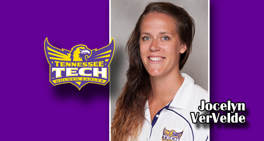 Golden Eagle sports information staff adds Jocelyn VerVelde