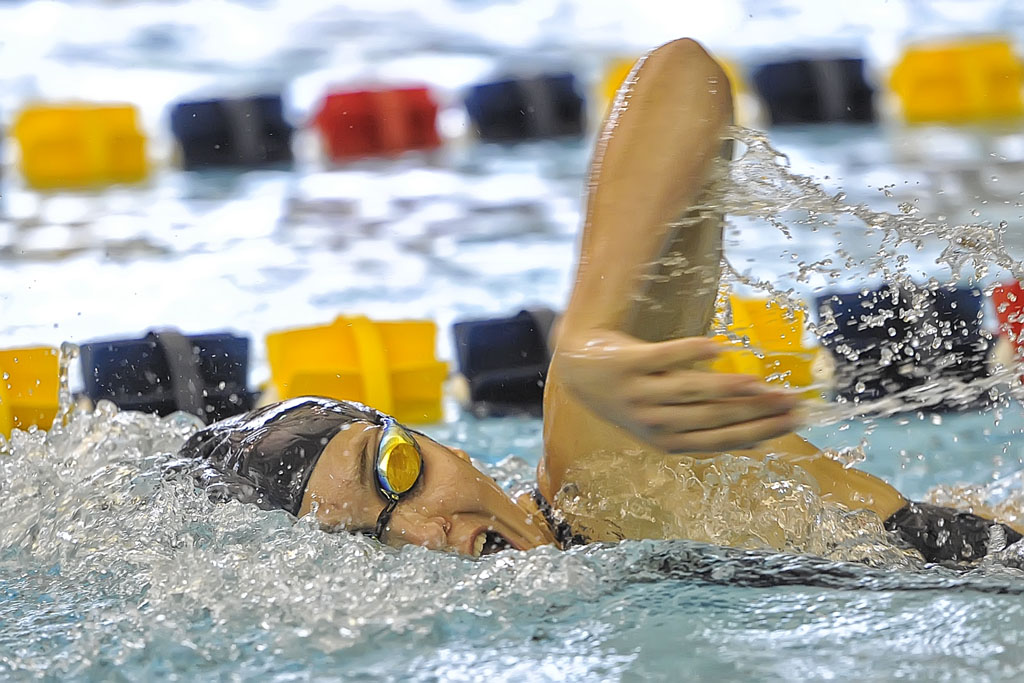 Women 39 S Swimming Competes At Bethany University Of Pittsburgh Bradford