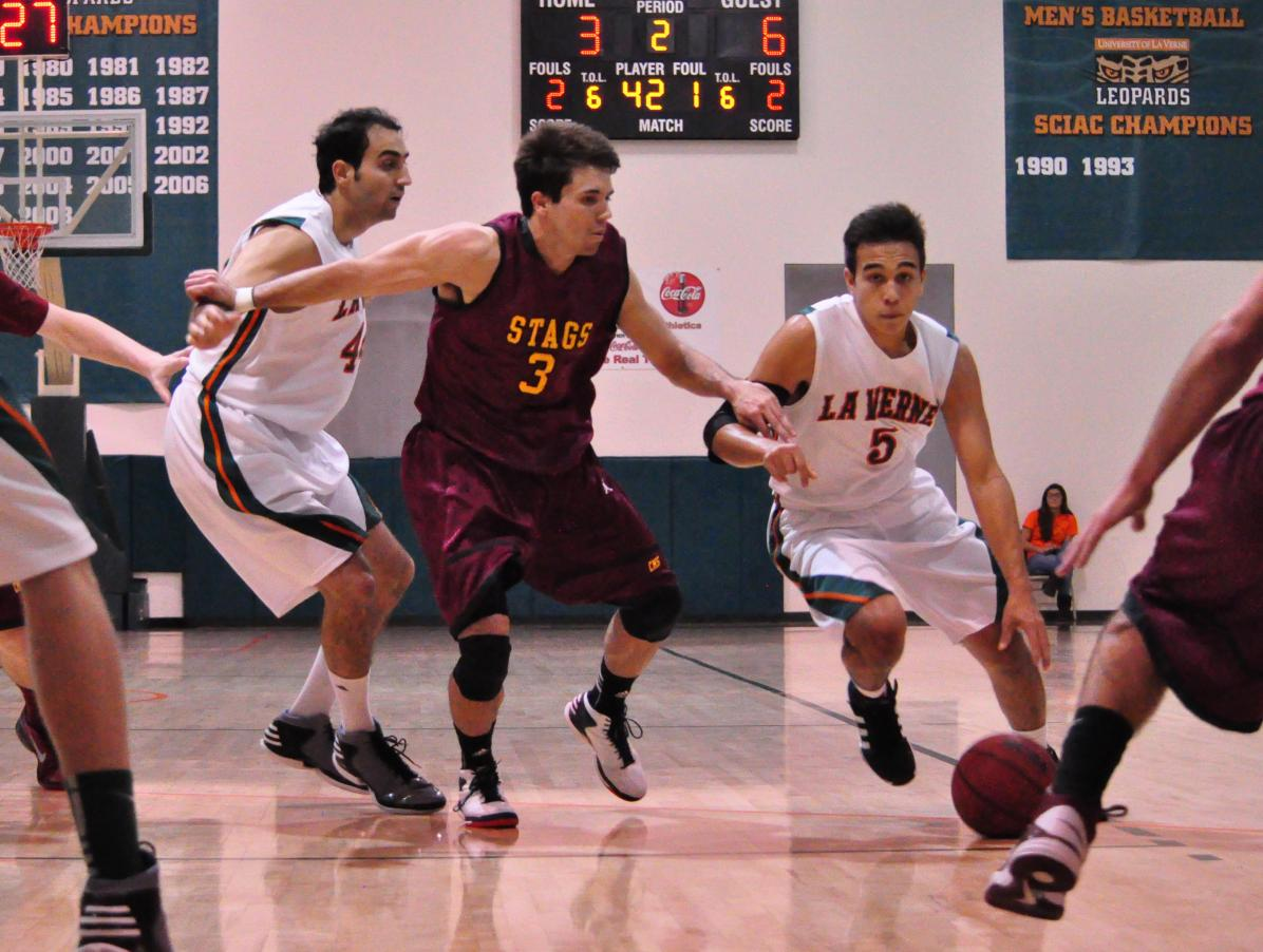 la verne men February 11, 2017 la verne topples no 14 cms, reed claims 100th win kendall  mcclain scored 19 points and anthony white added 17 to lead the leopards.