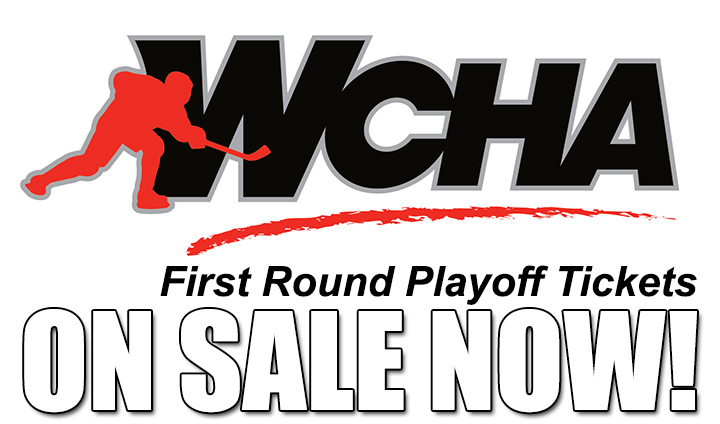 Ferris State Hockey WCHA First Round Home Playoff Tickets Now On Sale!
