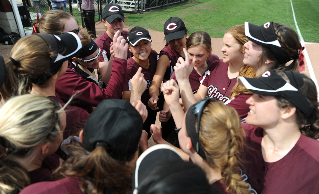 Maroon softball concludes season at NCAA Regional