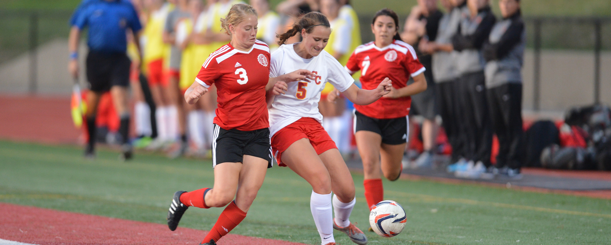 First half goals haunt Storm in loss to Grand View