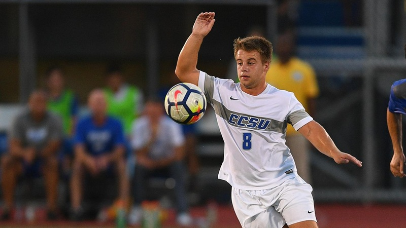 Men's Soccer Drops Conference Opener at St. Francis Brooklyn, 1-0
