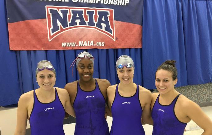 The Koalas Finish 11th Overall at Swimming Nationals