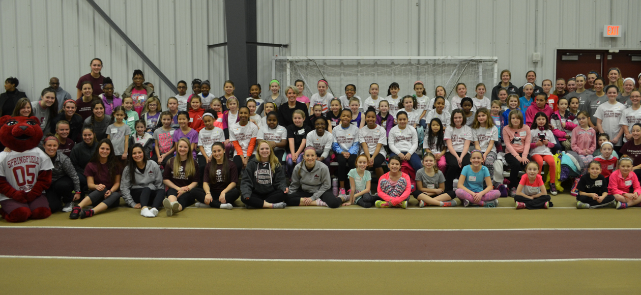 Springfield College to Celebrate National Girls and Women in Sports Day Feb. 18