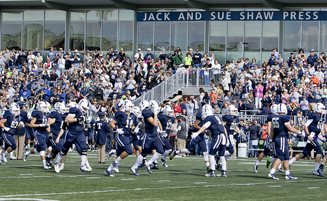 Trine Releases Updated Football Ticket Info