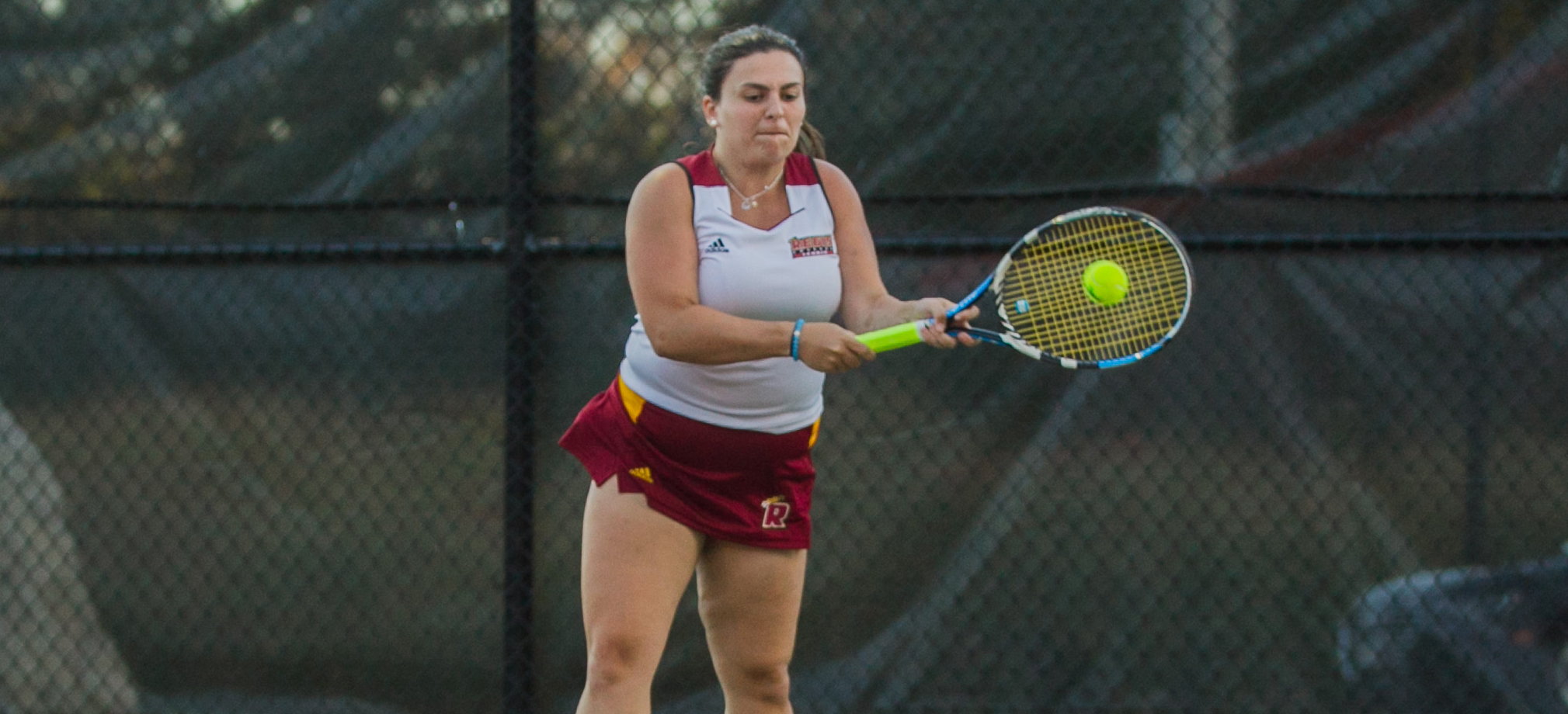 Women's Tennis Tops Albertus Magnus, Sets Sights On GNAC Tournament