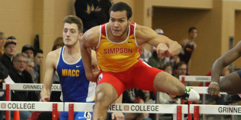 Frazier named IIAC Athlete of the Week