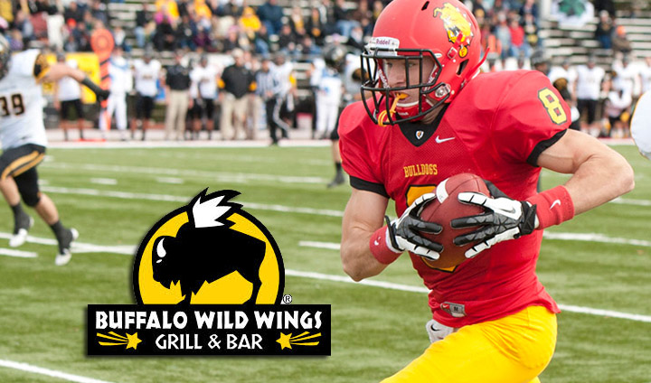 Watch The Bulldogs Battle North Dakota State At Buffalo Wild Wings In Big Rapids