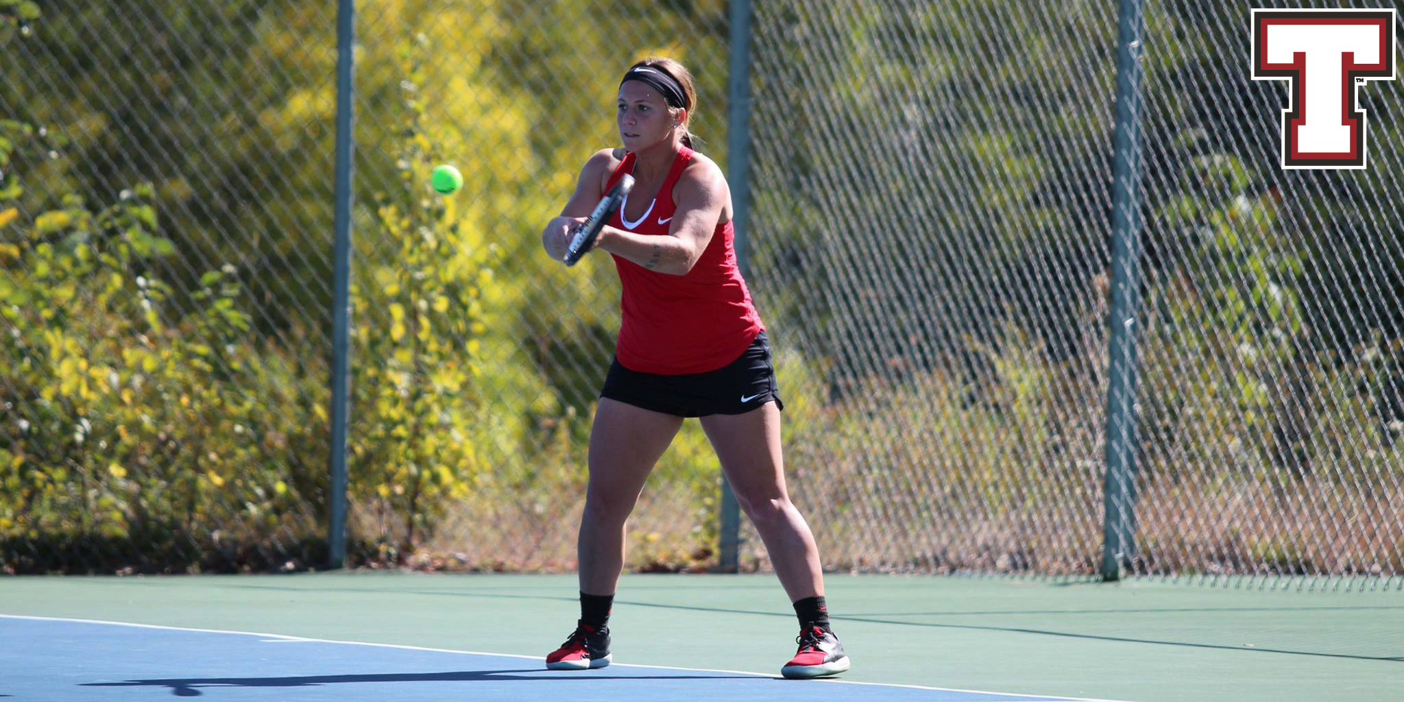 Women's Tennis Concludes Season with Loss to MCLA