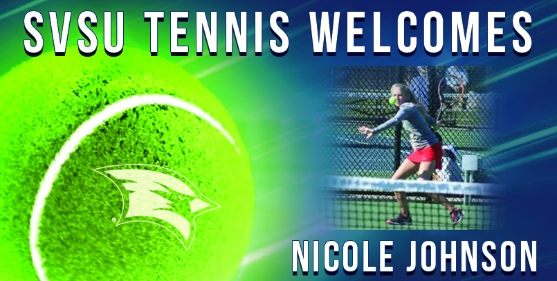 Women's Tennis Announces the Signing of Nicole Johnson