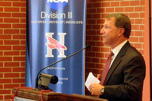Mike Turk named Huntingdon's new Director of Athletics