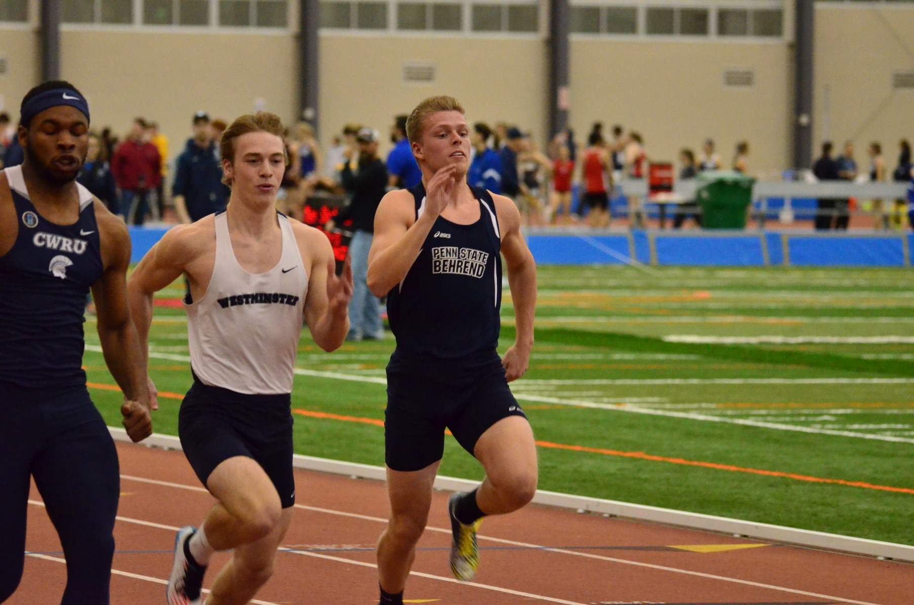 Men's Track and Field Team Travels to Mt. Union