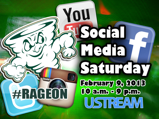 "LEC Athletics to Host ""Social Media Saturday"" Feb. 9"