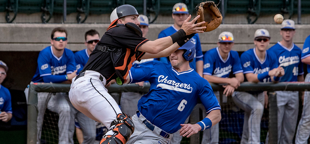 UAH scores early in 11-5 win at Tusculum