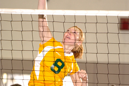 McDaniel takes two in conference play