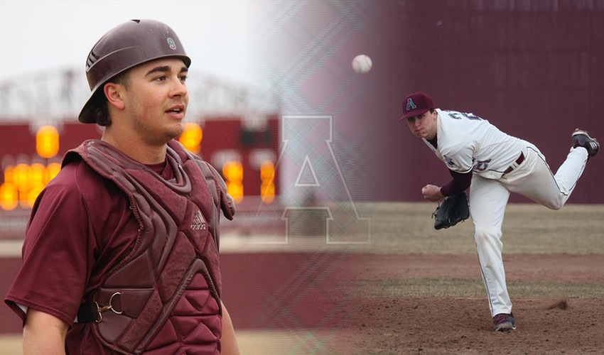 Koin and Dzendzel earn MIAA Athletes of the Week