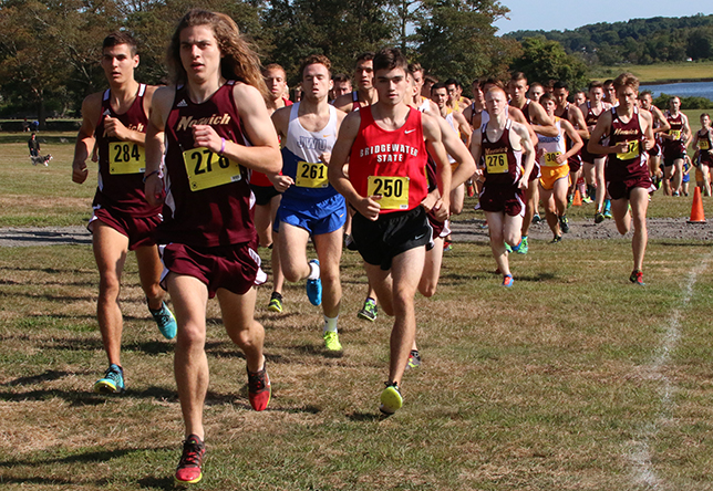 Cross County: Cadet Men Take Third, Women Ninth at Earley Invitational