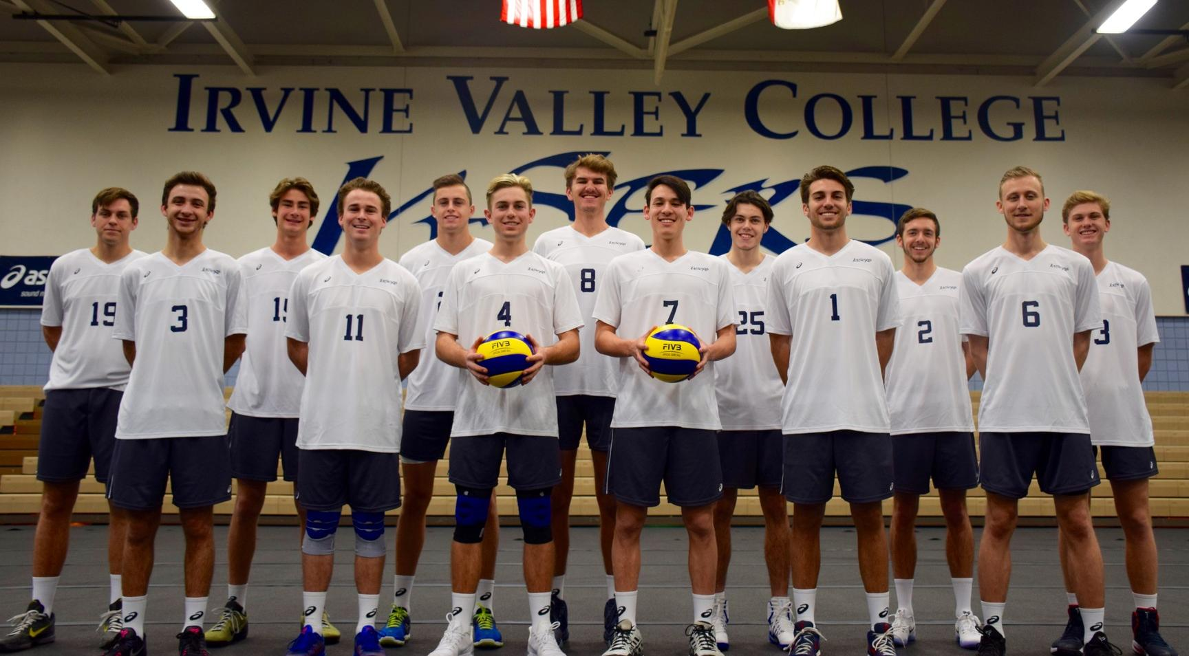 Men's volleyball team No. 1 in state for third straight week