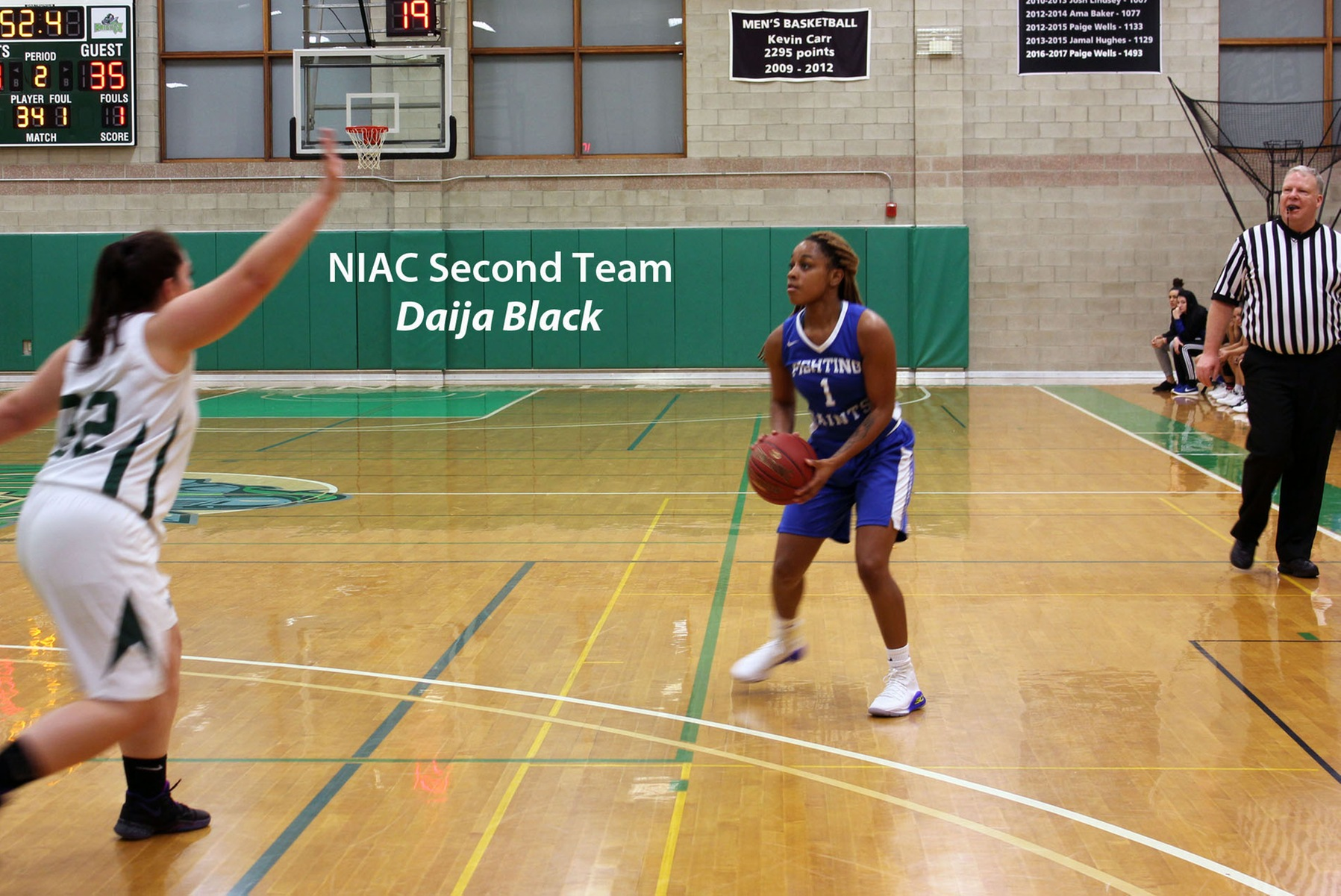 Black named to NIAC Second Team