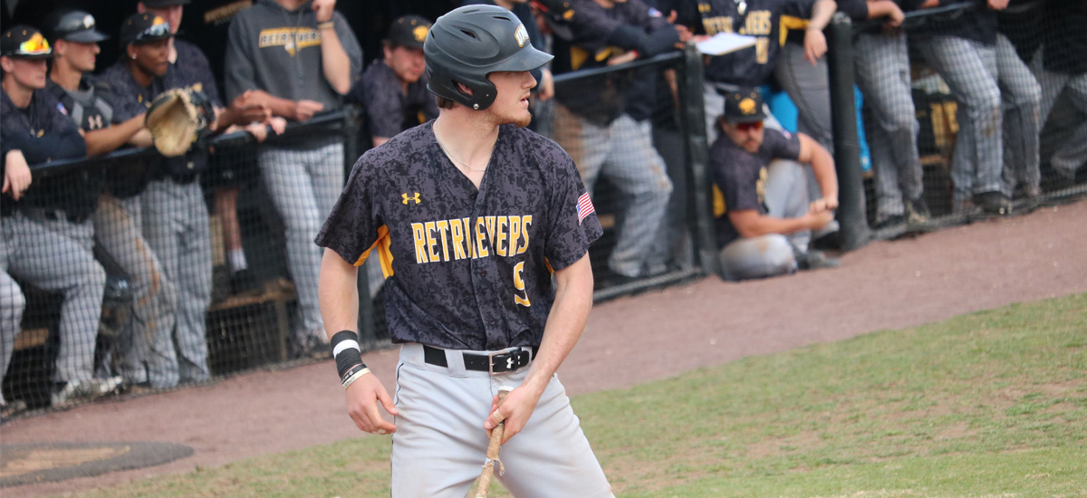 Retrievers Sweep Double Header vs. Mount St. Mary's on Saturday to Extend Win Streak to Six Games