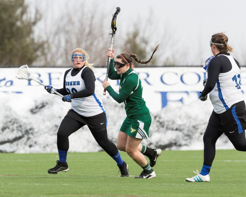 Fitchburg State Upends New England College, 13-8