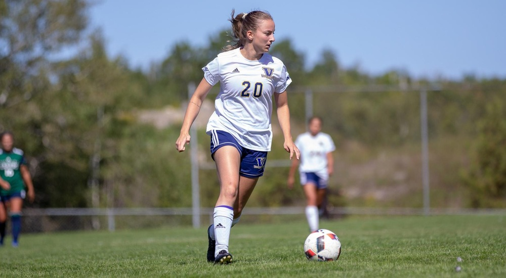 WSOC | Voyageurs Fall to #5 Gee-Gees